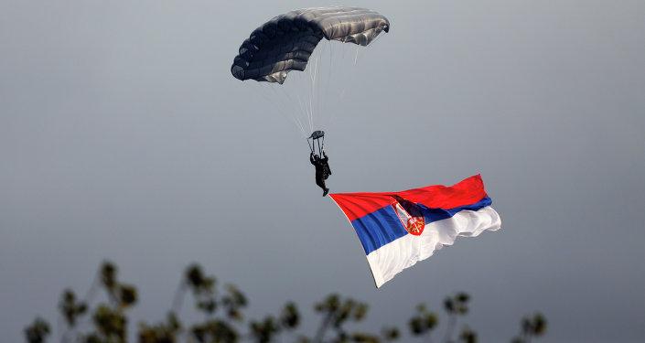 Srbský výsadkář