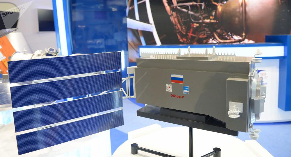 Ruská radiolokační družice