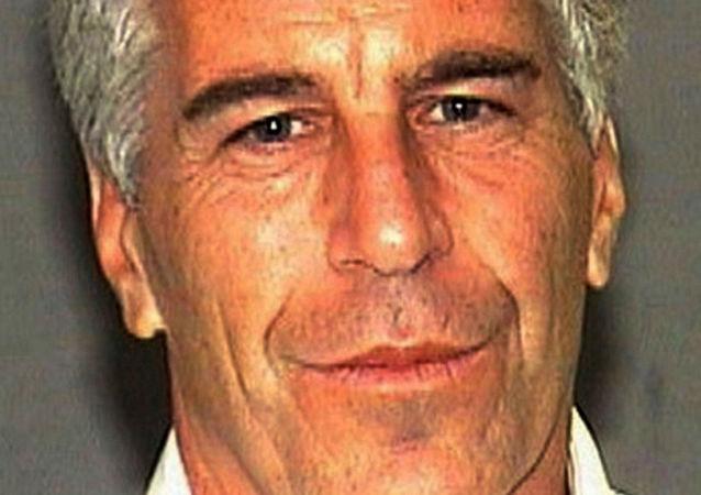 Finančník Jeffrey Epstein