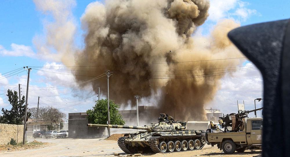 Válka v Libyi