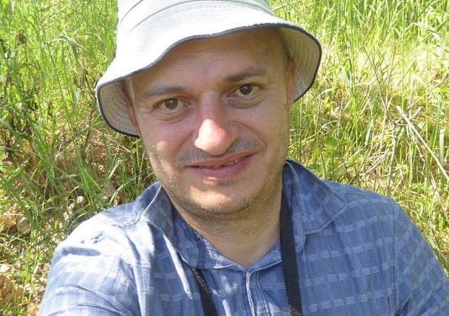 Entomolog doc. Mgr. Martin Konvička