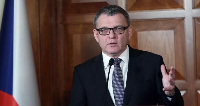 Předseda poslaneckého zahraničního výboru Lubomír Zaorálek