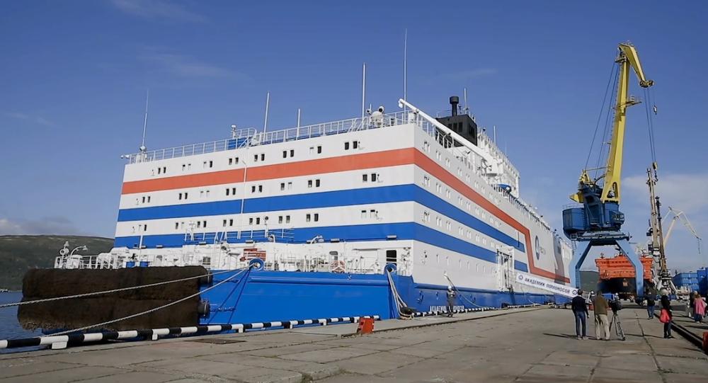 Video: První plovoucí jaderná elektrárna v Rusku se připravuje na přepravu na Dálný východ