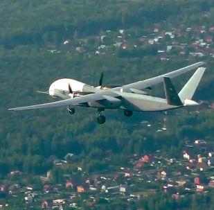 Ruský bezpilotní letoun Altius-U