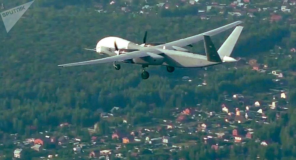 Bezpilotní letoun Altius-U: oči a uši Ruska v  bojových operacích budoucnosti