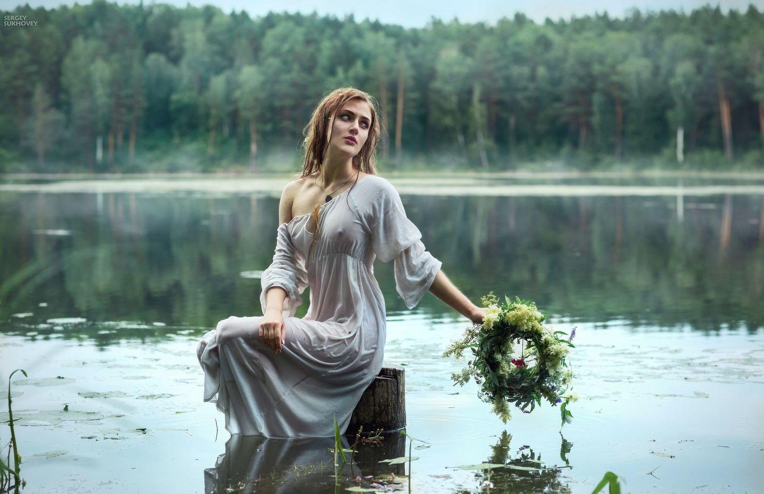 Fotografie z projektu Čarodějnice Sergeje Suchověje