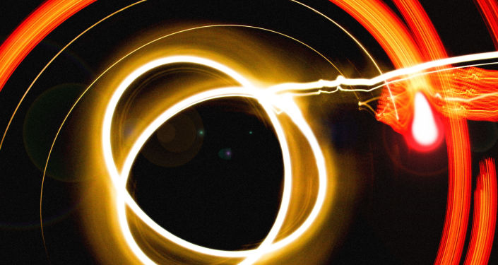 Cyklotron, jinak též cyklický vysokofrekvenční urychlovač