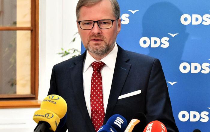 Fiala avizoval plány ODS posunout Česko mezi 10 nejlepších zemí světa. Jenomže všechny tím rozesmál
