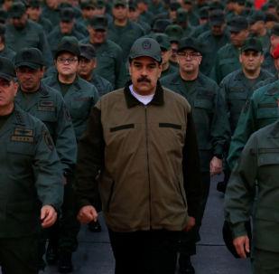 Venezuelský prezident Niclás Maduro