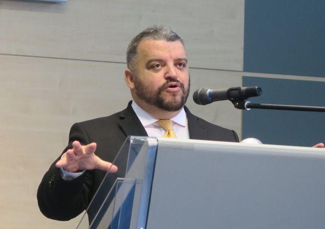 Slovenský politik Eduard Chmelár