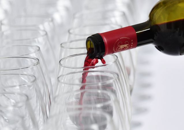 Červené vino