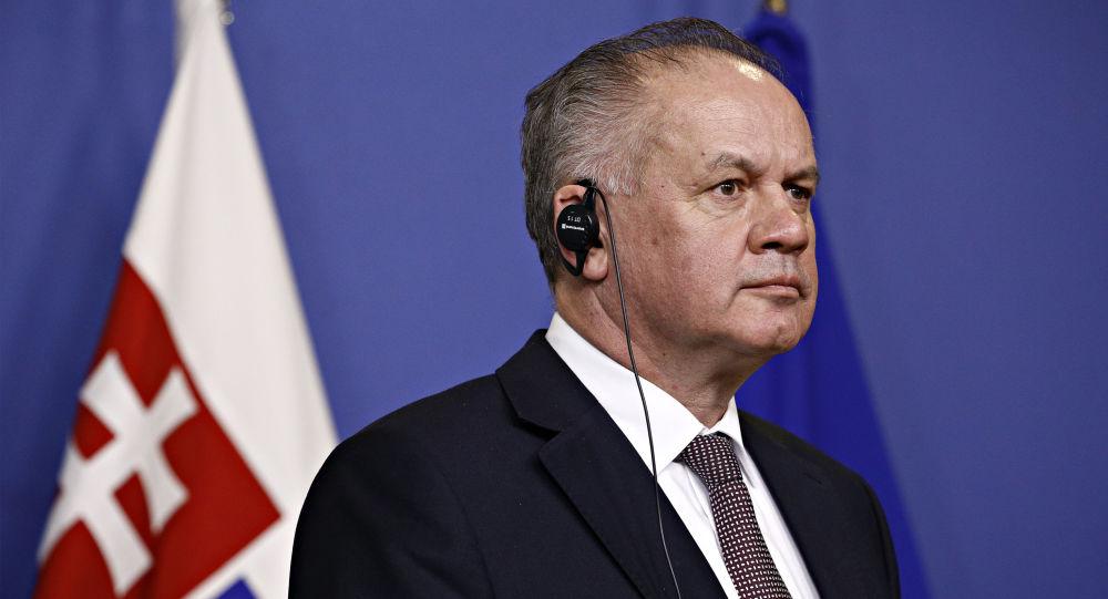 Exprezident Andrej Kiska
