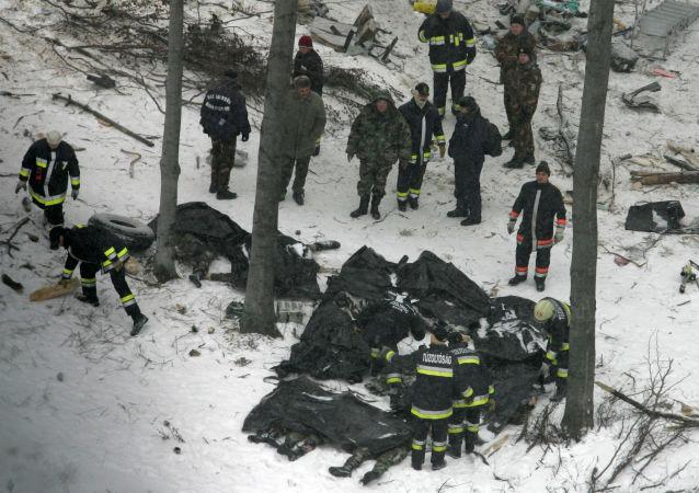 Havárie letadla AN-24 (5605), 19. ledna 2006.