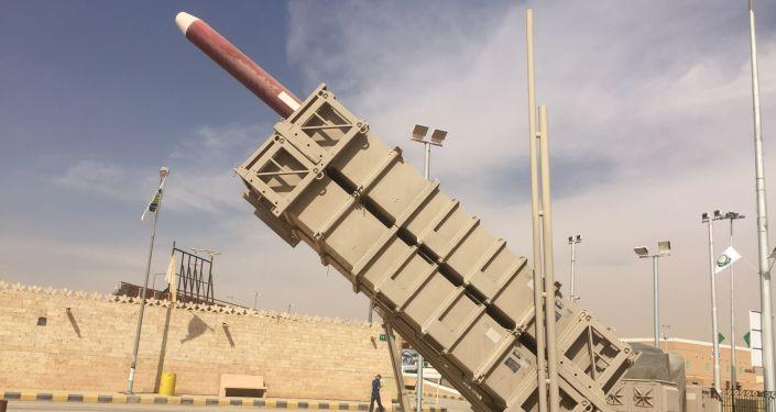 Protiraketový obranný systém MIM-104 Patriot