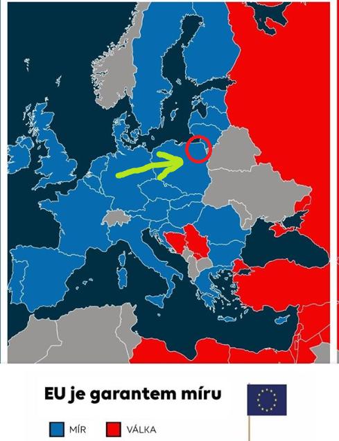 Kde je Kaliningradská oblast?