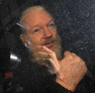 Zatčení zakladatele WikiLeaks Juliana Assangeho