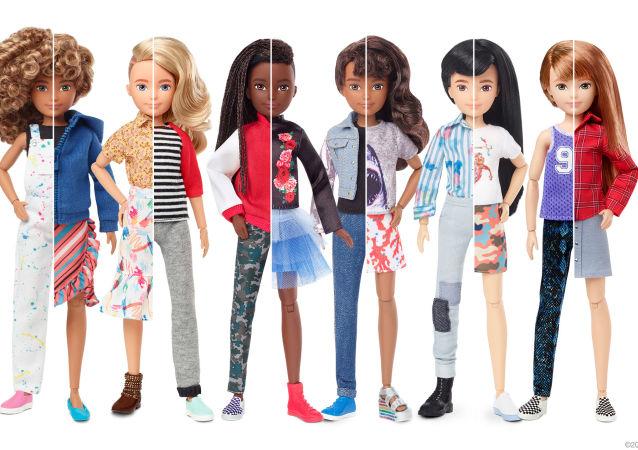 Mattel představuje panenky s neutrálním pohlavím