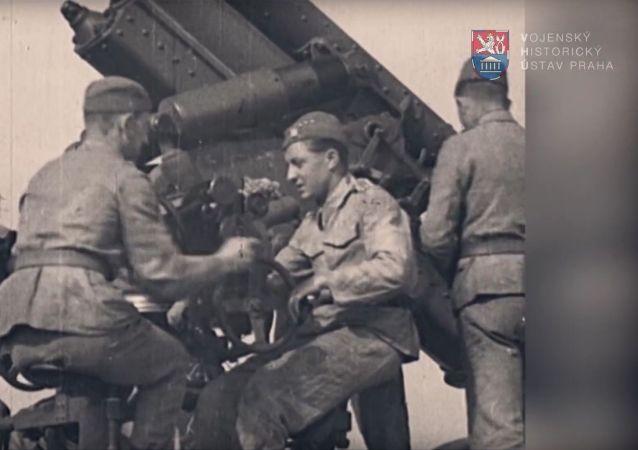 Všeobecná mobilizace v roce 1938