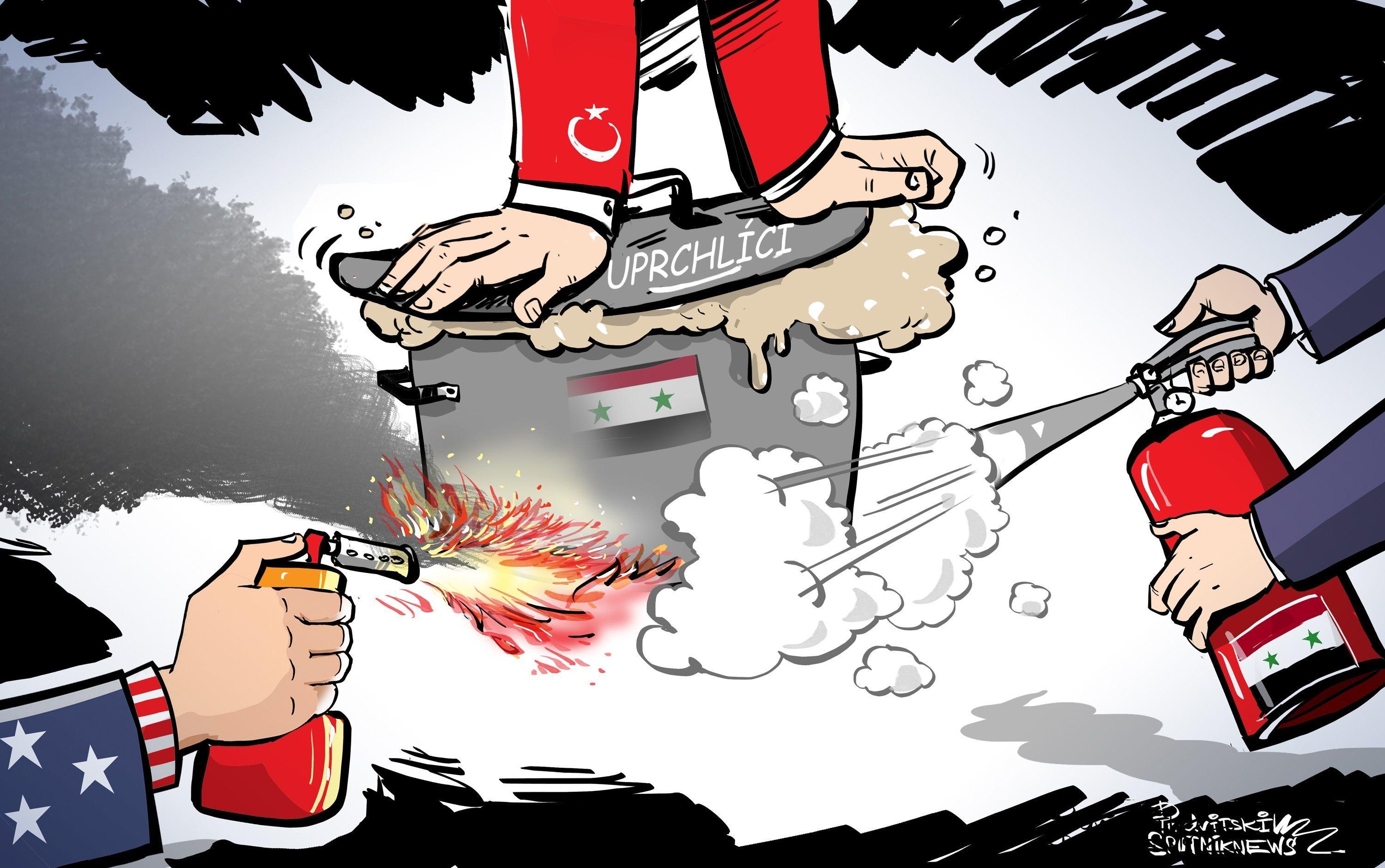 Syrská vládo, hurá do politiky!