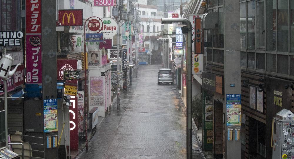 Následky tajfunu Hagibis v Japonsku