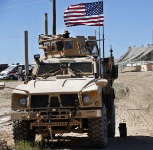 Americká vojska v Sýrii. Ilustrační foto