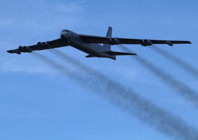 Strategický bombardér Boeing B-52H Stratofortress 4