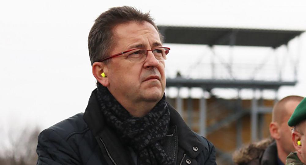 Místopředseda Národní rady Martin Glváč
