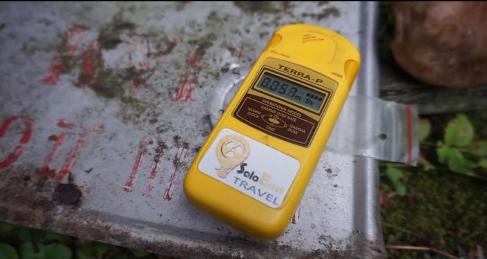 """Černobyl připravil """" smrtící dárek"""". O svém nálezu informoval turista z Velké Británie"""