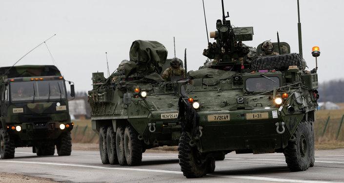 Vojenská technika NATO