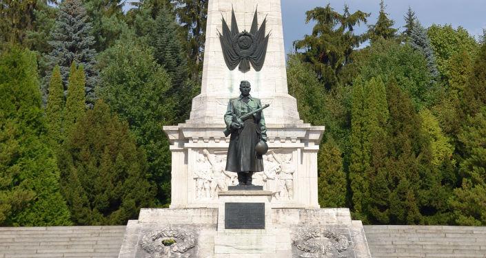Památník Rudé armádě (Svidník, Slovensko)