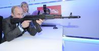 Zbraň století. Uplynulo 100 let od narození konstruktéra AK-47 Michaila Kalašnikova
