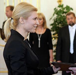 Soudkyně Miriam Repáková