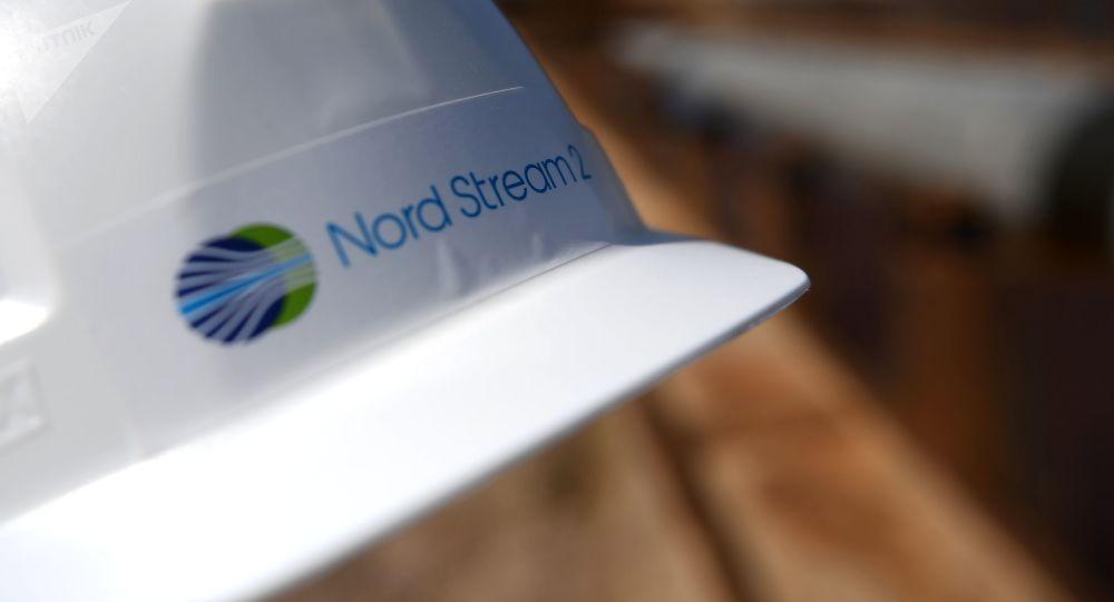Stavba plynovodu Nord Stream 2. Ilustrační foto