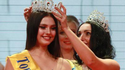 Polina Ivanovová – vítězka soutěže Top Model Ruska 2019
