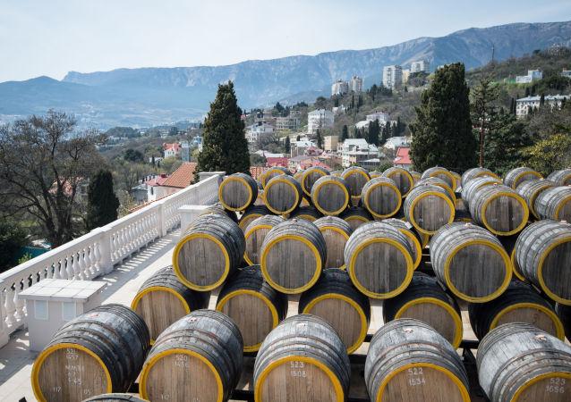 Vinařský závod Massandra
