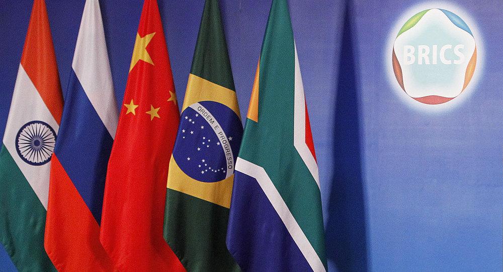 Vlajky BRICS