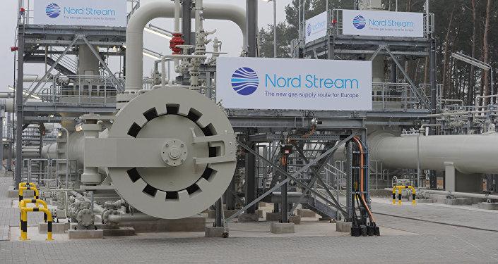 Plynovod Severní proud