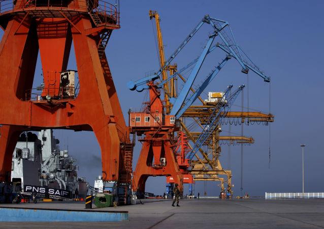 Projekt Čínsko-pákistánský ekonomický koridor