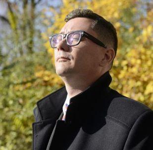 Tiskový mluvčí prezidenta Jiří Ovčáček