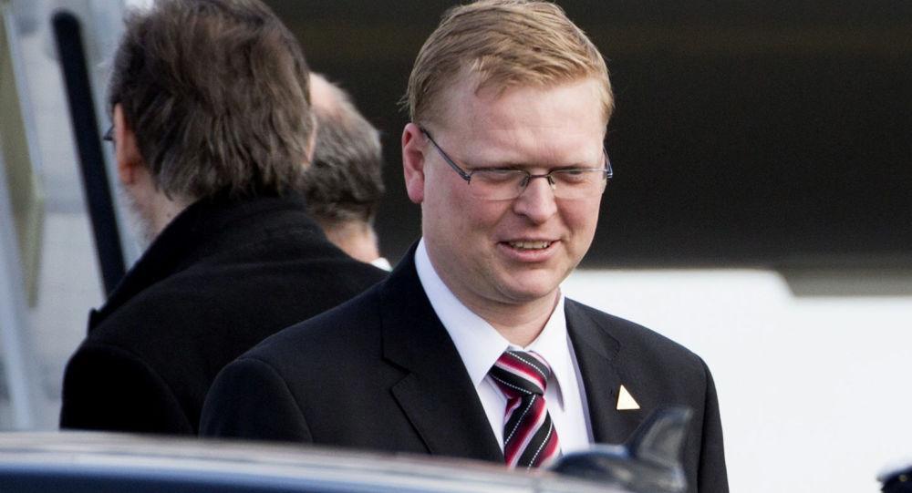 poslanec a bývalý předseda KDU-ČSL Pavel Bělobrádek