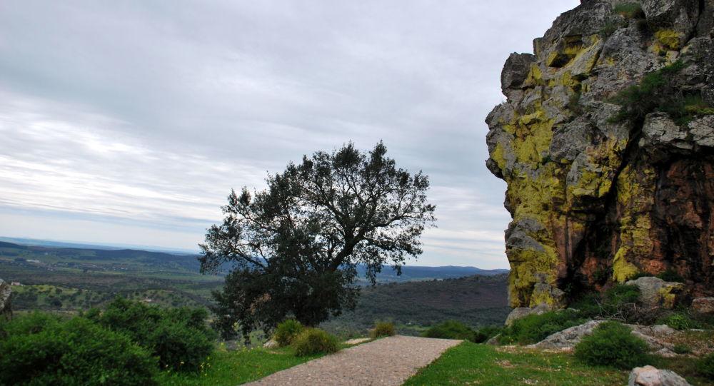 Alburkerke, provincie Badajoz