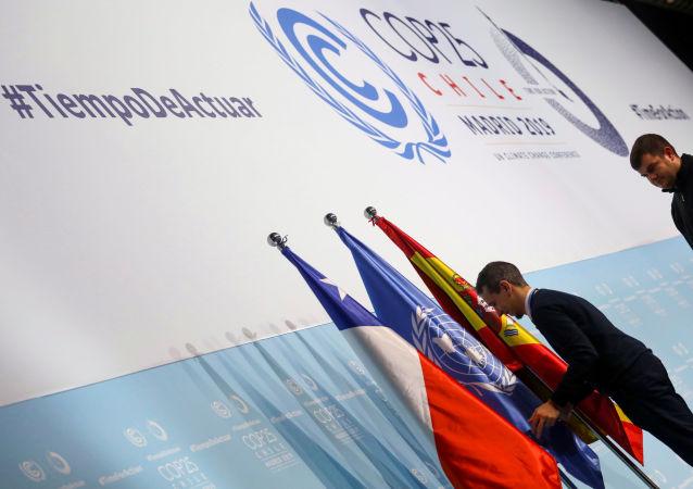Klimatický summit v Madridu