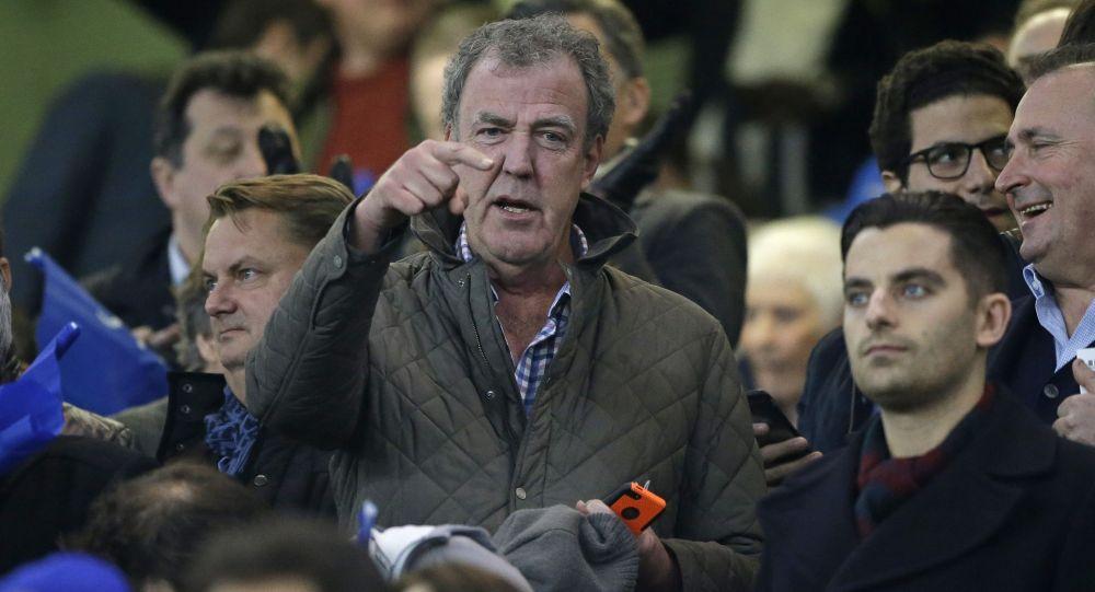 Moderátor Jeremy Clarkson