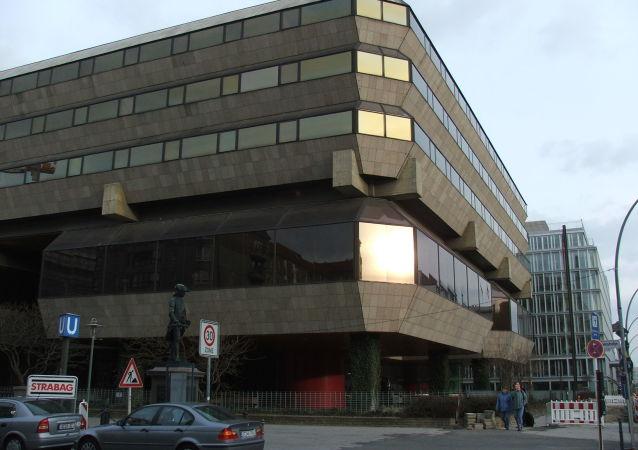 budova české ambasády v Berlíně