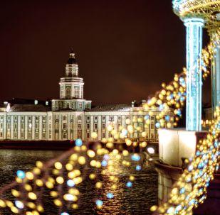 Kouzelný Petrohrad aneb Jak vypadá toto nejseverněji položené velkoměsto před Vánocemi