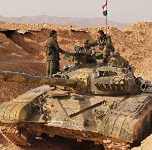 Hranice Sýrie a Libanonu