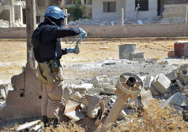 Vyšetřovatel OSN v Sýrii