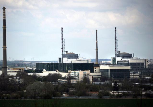 Bulharská elektrárna Kozloduj