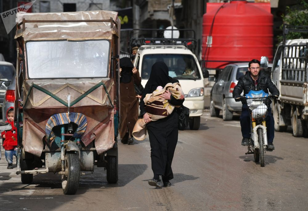Cesta v Dúmě