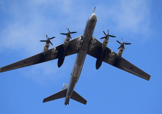 Strategický bombardér Tu-95MS